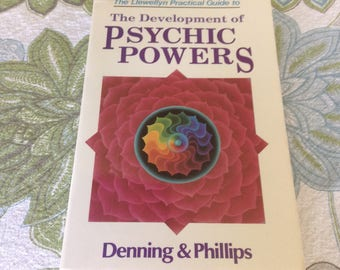 The Development of Psychic Powers. 1996 Edition
