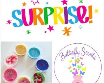 Highly Scented Wax Pot Melts Tarts Surprise sets
