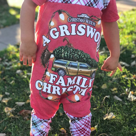 National Lampoon S Christmas Vacation Romper Christmas