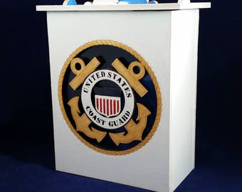 U.S. Coast Guard Light Box