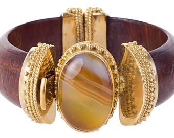 Cicero Bracelet Brown big