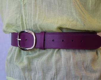 leather belt; women belt. Purple belt; Purple leather belt. women leather belt