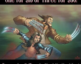 Poster Bundle: Set of three 11x17 posters | Buy 2 get 1 free!