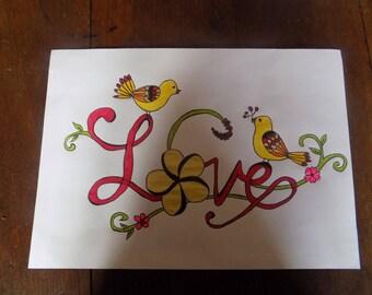 love hand made designs
