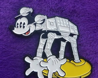 Willie Walker Hat Pin By SSIK