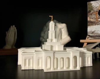 Trujillo Peru LDS Temple Model