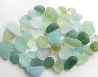 Sea Shades Small English Sea Glass Pieces