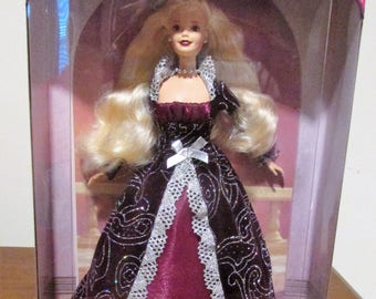 Vintage 1996 Winter Fantasy Barbie (Special Edition) - 17779