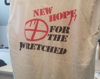 Plasmatics Butcher Baby New Hope For The Wretched super rare amazing shirt!