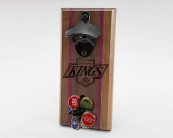 Los Angeles Kings Magnetic Bottle Opener