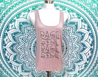 Phish Page Side Rage Side Tank Top