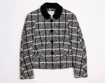 MOSCHINO - Tweed jacket
