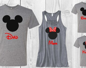 Disney Shirts | Custom Disney Shirts | Game Day Apparel | Game Day Tees |  Little
