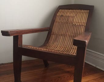 Plantation chair LOCAL PICK UP/ delivery