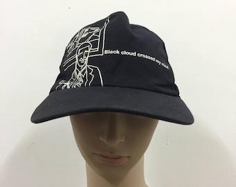 Ca4La Cap/Hat/Japanese Brand/The Beatles Song Print/Streetwear