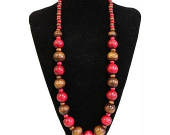 Beach Party Necklace - Sunset