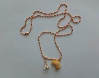 """""""Paris"""" necklace"""