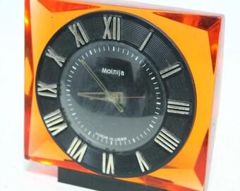 Art Deco Rissian watch Molnia