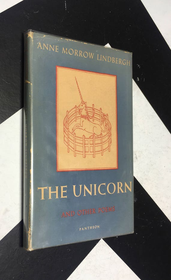 The Unicorn and Other Poems by Anne Morrow Lindbergh (Hardcover, 1956)
