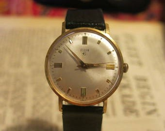 ELGIN VINTAGE WATCH