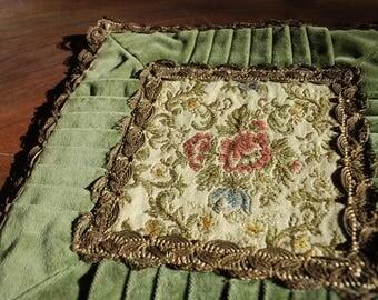 antique flemish tapisserie
