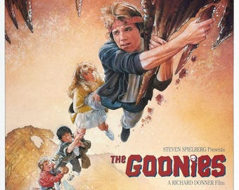 The Goonies Magnet