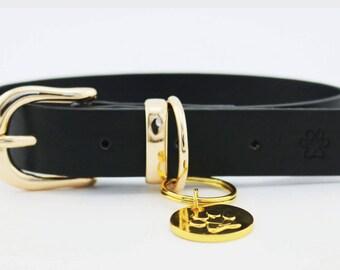 Castiel Collar - Black