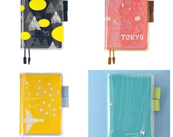 Hobonichi Techo Cover on Cover ( for original A6 size)
