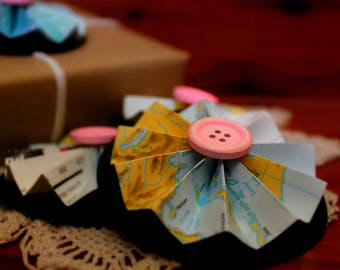 Paper Gift Toppers