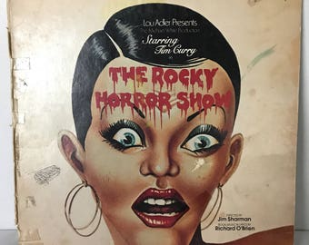 The Rocky Horror Picture Show Original Album