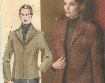Vogue Pattern V7976 Todays fit by Sandra Betzina Ladies Jacket