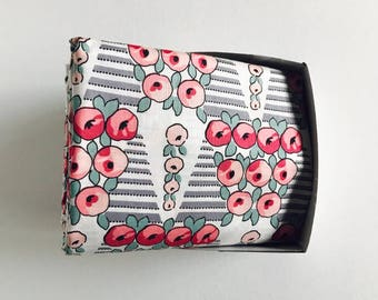 Furoshiki wrapping cloth /  Downton Lady Rose Design