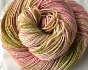 Eve's Birthday - Superwash Blue Faced Leicester DK 100g