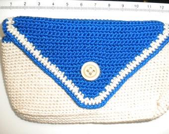 Crocheted Wallet