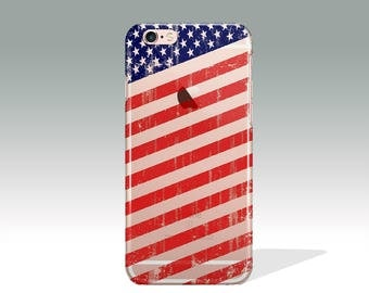iPhone 7 Plus Case American Flag iPhone 7 Case Protective iPhone 6s Case Clear iPhone 7 Plus Case Silicone iPhone 6s Case iPhone 6 Case//123
