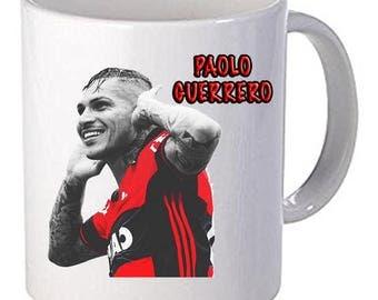 Paolo Guerrero Flamengo Peru Beautiful Coffee Mug