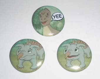"Yee Meme 1.5"" Button Set of 3"