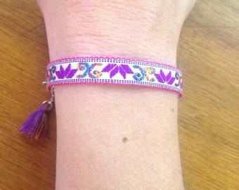 HANOI pink fashion bracelet