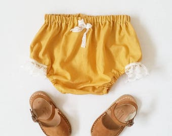 High style bloomers - Linen