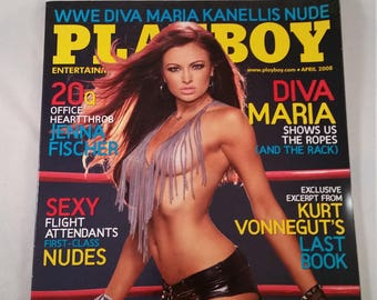 Playboy April 2008 issue