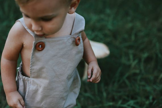 Gender Neutral Romper, Toddler Fall Outfit, Bubble Romper, Boho Chic Romper, Coming Home Outfit, Fall Baby Shower, Baby Boy Romper Set