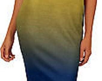 ProSphere Women's Marquette University Ombre Dress (MU)