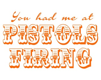 OSU Cowboys SVG | Pistols Firing | Cut File | Cutting File | Personal Use Only