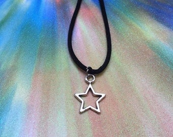 Star choker or necklace