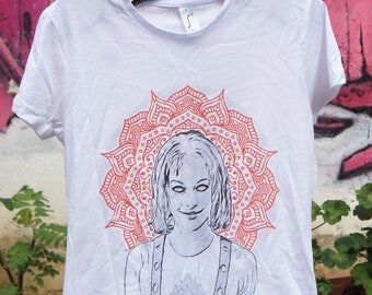 Leeloo Mandala T-Shirt - The 5th Element - limited edition