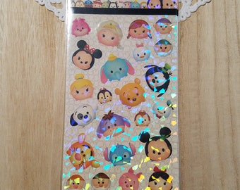 Kawaii Chibi Character Stickers