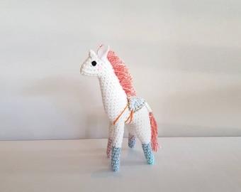 Miniature Animal Doll | #TinyHoof: Candycloud the Giraffe