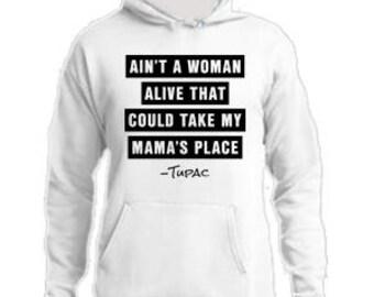 DEAR MAMA - TUPAC Hoodie #A004