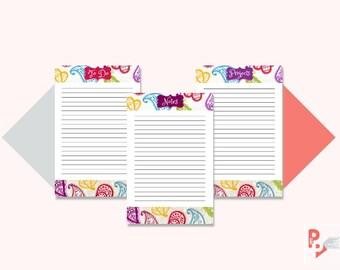 PRODUCTIVITY BUNDLE Mini Happy Planner Printable Inserts, Create 365, Happy Planner Mini Inserts, MAMBI Planner, Instant Download