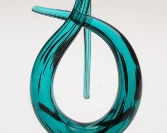 Italian Murano Glass Sculpture, Circa 1960/1970